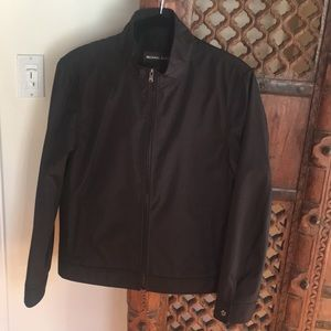 Mens Michael Kors Double Layer Dress Jacket